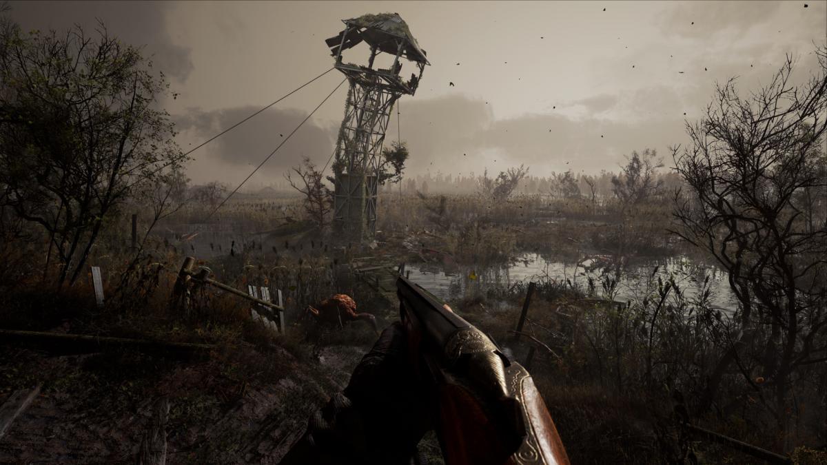 Кадр из грядущей S.T.A.L.K.E.R. 2 /фото GSC Game World