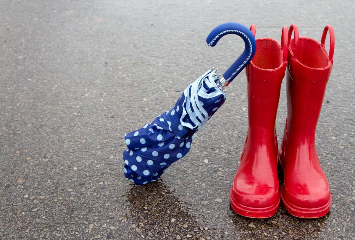 На этой неделе в Украине будет много дождей / фото ua.depositphotos.com