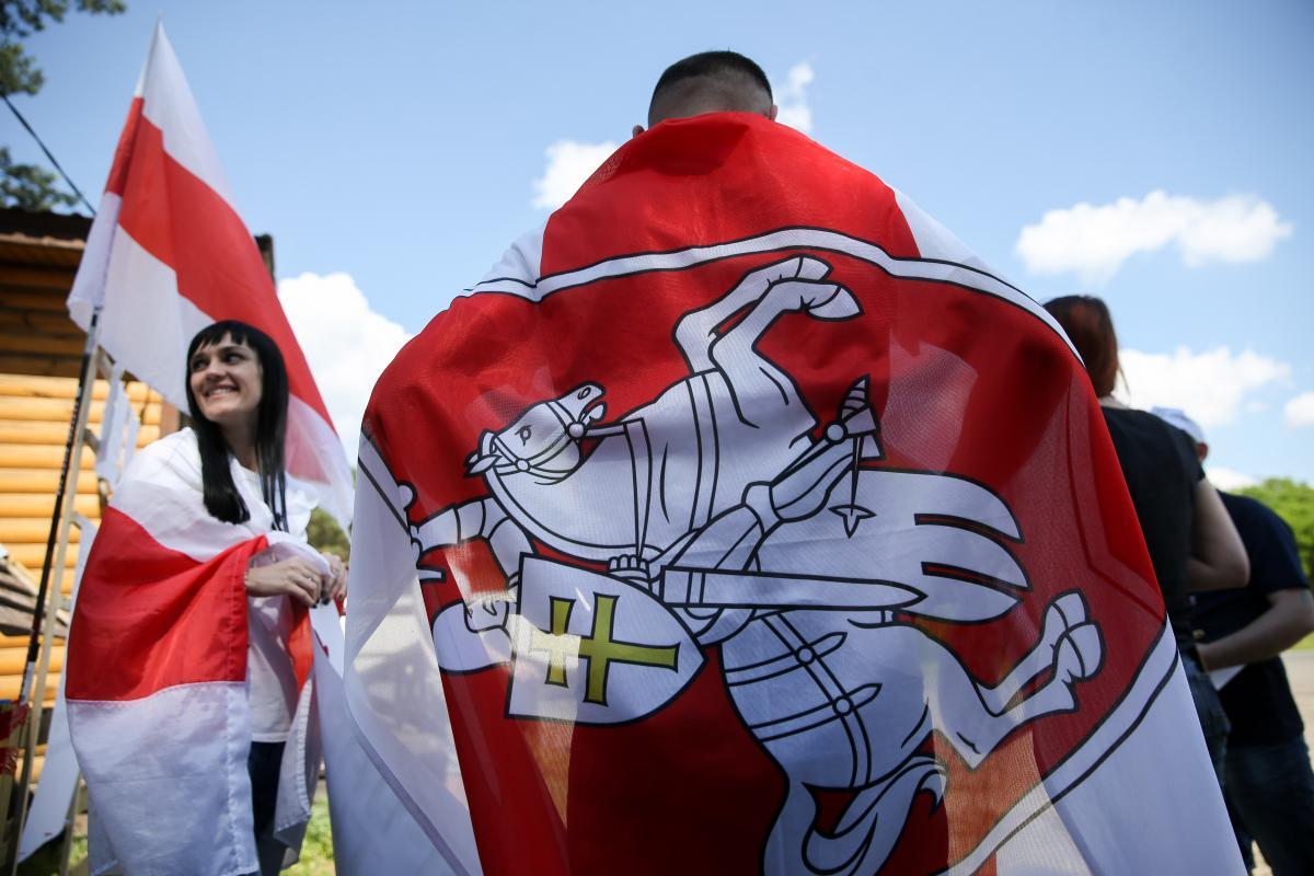 Участникам протестов в Беларусиприходилось выезжать из страны / фото УНИАН. Вячеслав Ратинский