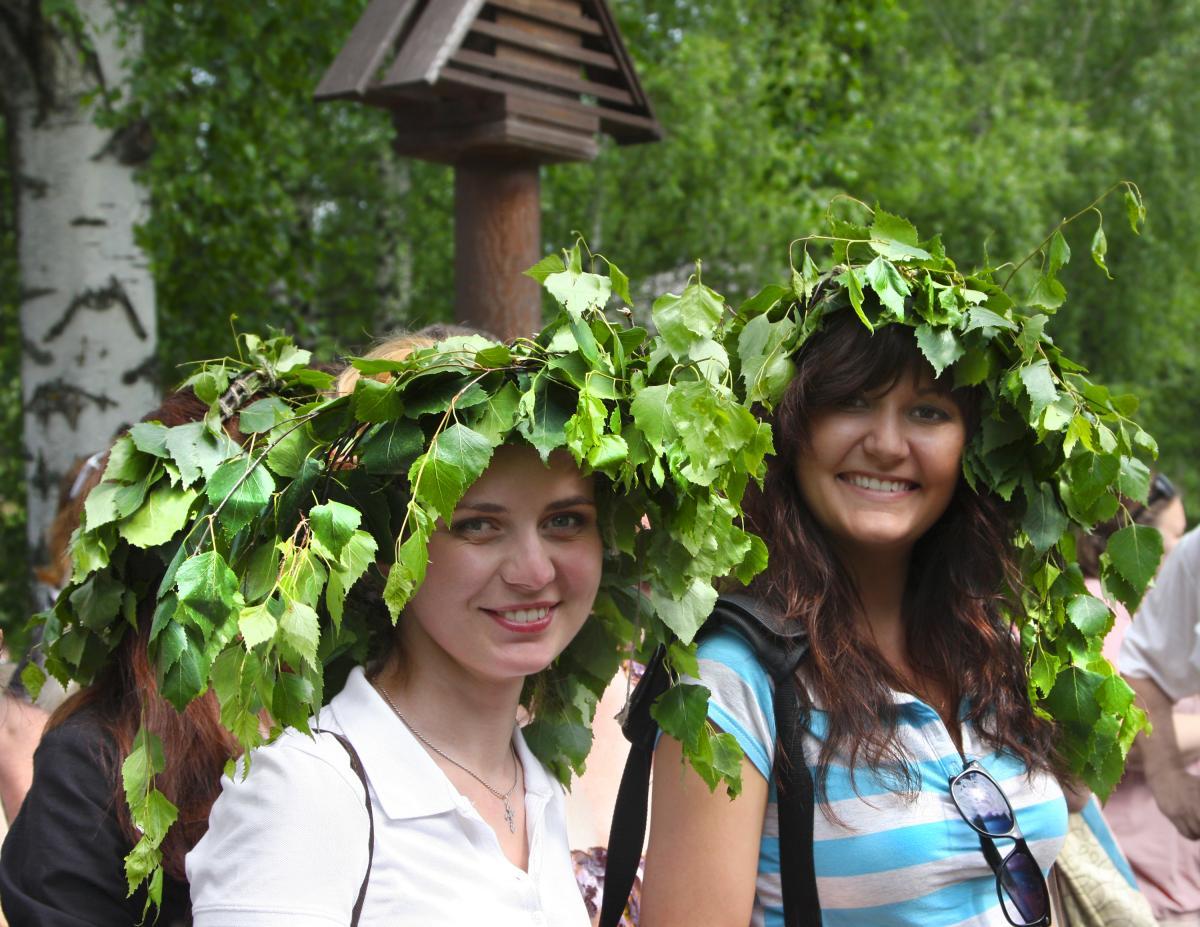 Обряды на Троицу / фото ua.depositphotos.com