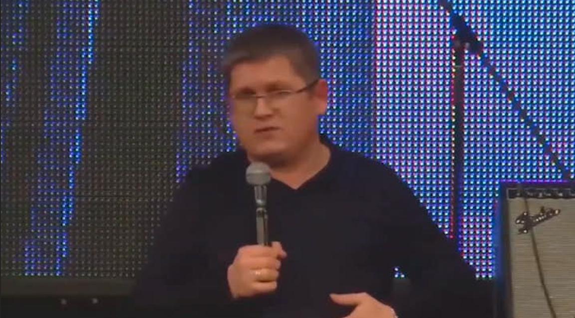 Володимир Городилов - добрий знайомийвідомого пастора Володимира Мунтяна