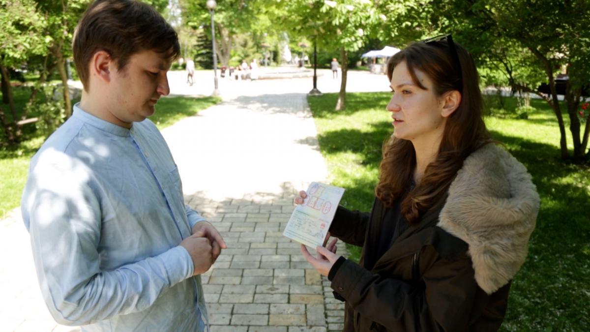 Поліна Бєлова - одна з постраждалих