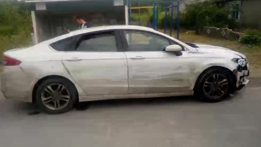 В Николаеве водитель за рулем Ford устроил 18 ДТП / фото соцсети
