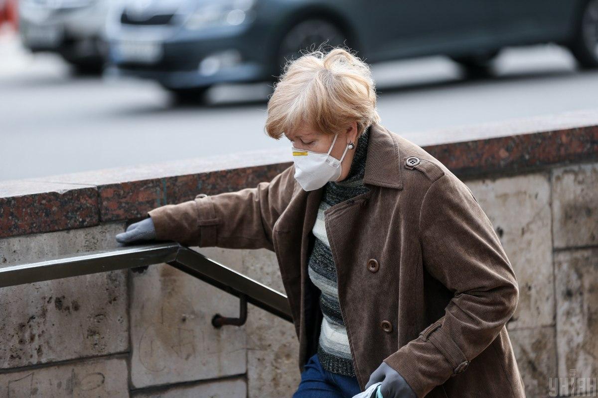 В последнее время в Украине заметно уменьшилось количество новых случаев коронавируса / УНИАН