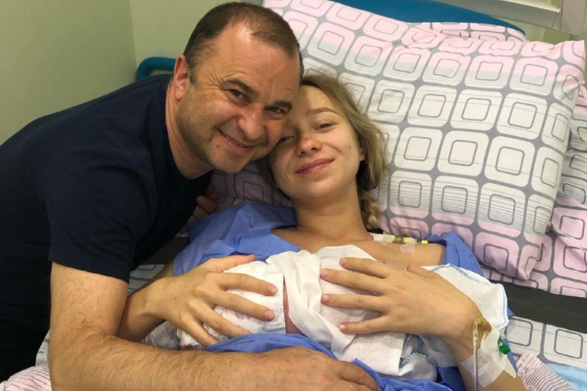 Павлик стал отцом в четвертый раз / фото instagram.com/viktorpavlik
