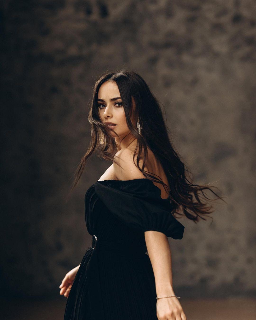 Мішина розповіла про стосунки з Еллертом / instagram.com/misha.k.ua