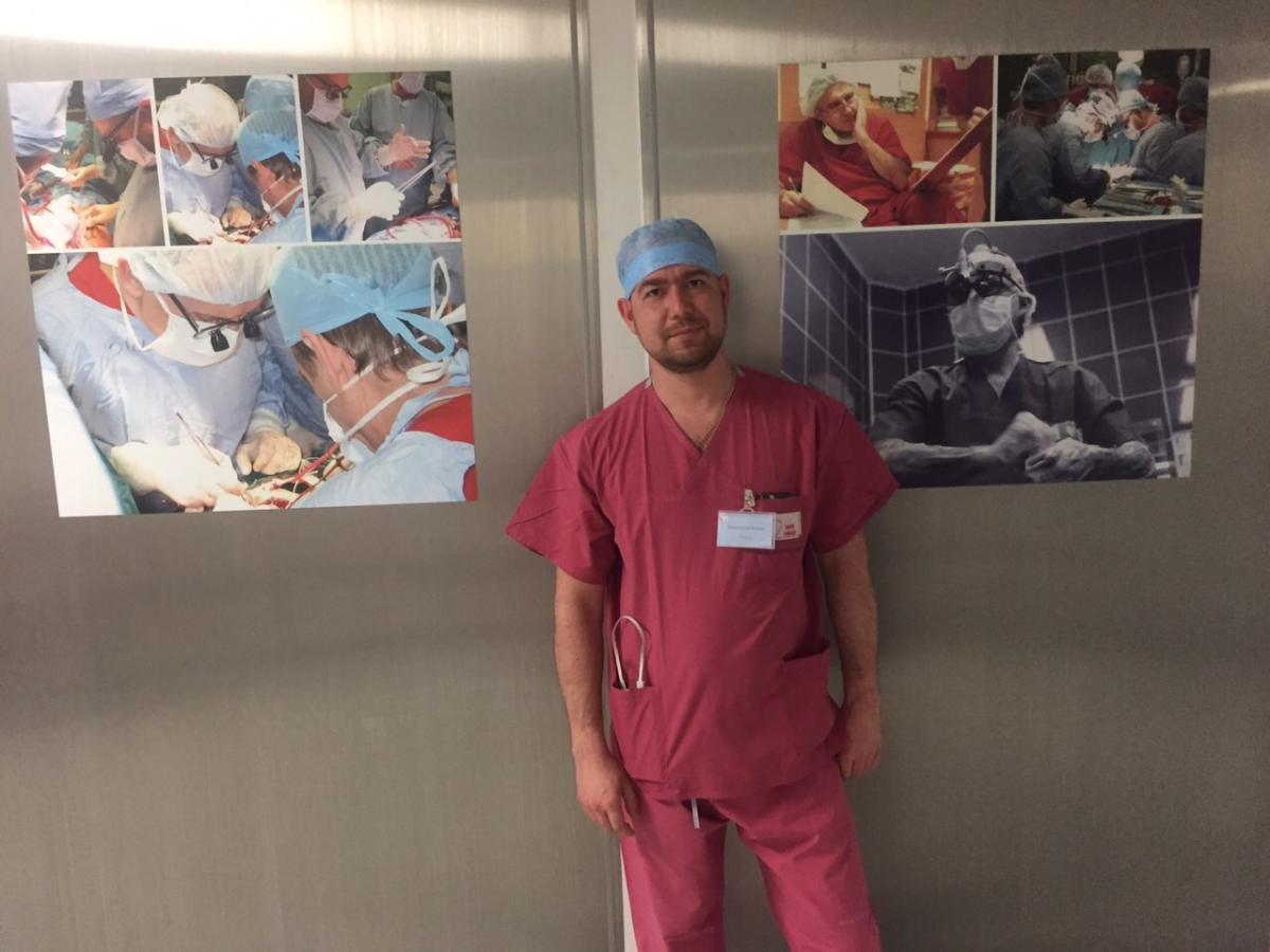 Зараз ми готуємося до пересадки легень. Це одна з найскладніших операцій в трансплантології / фото facebook.com/domashych.rv