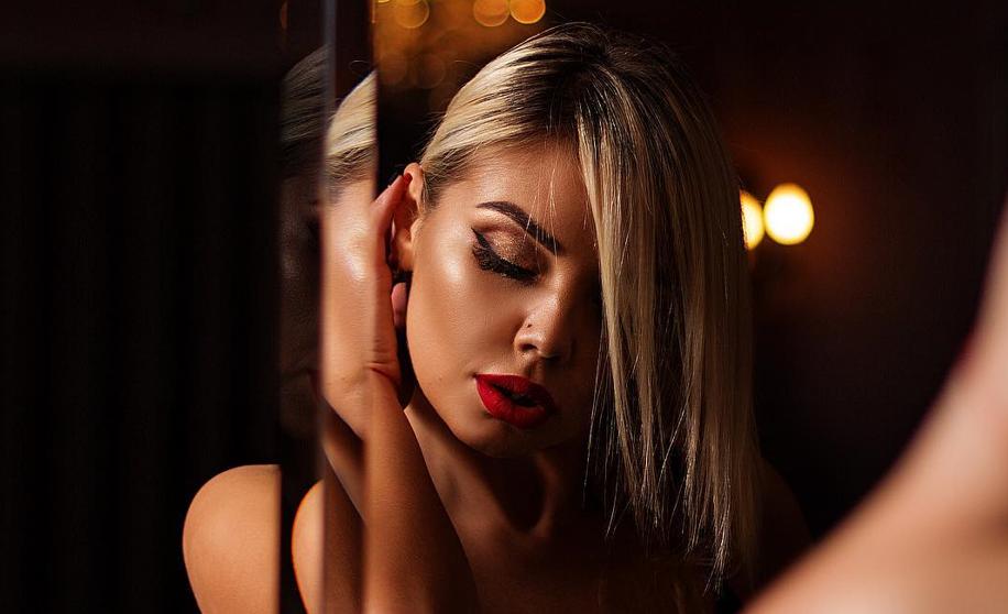 В Стамбуле погибла украинская модель, выпав с балкона / фото instagram.com/dolce_lika