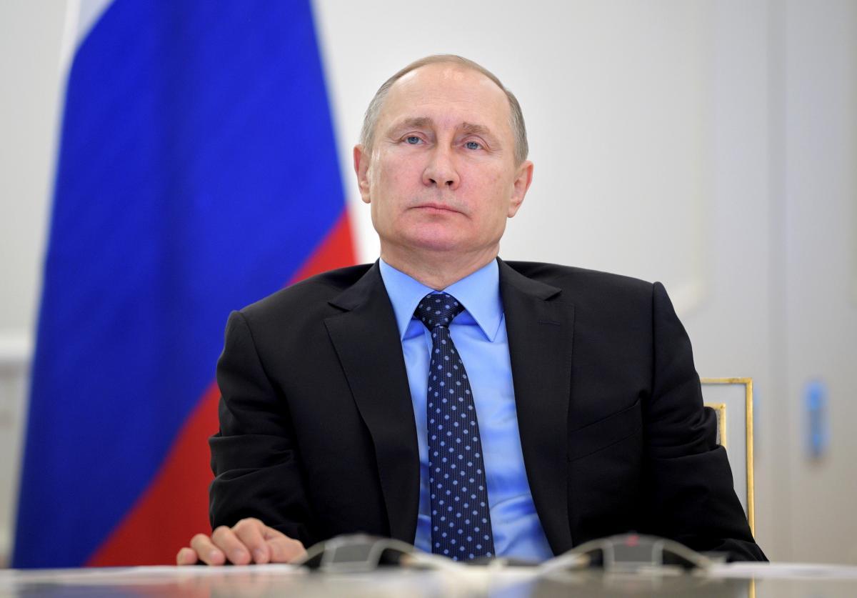 Путин в отношении Украины скорее будет реализовывать белорусский сценарий / фото REUTERS