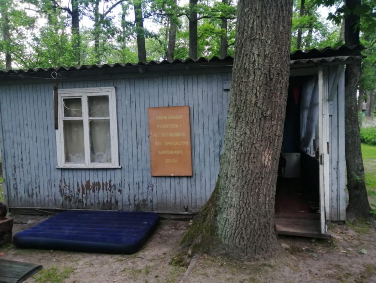 На Киевщине дети упали в выгребную яму / фото facebook.com/pol.kyivregion