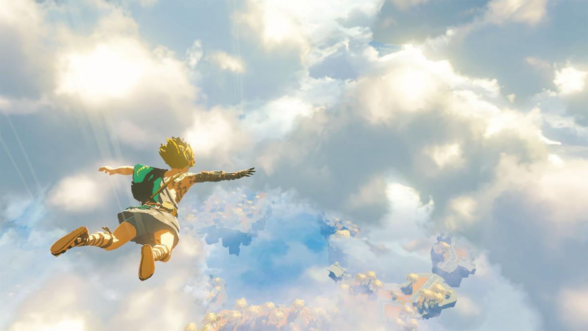 Сиквел The Legend of Zelda: Breath of the Wild выйдет в 2022 году / фото nintendo