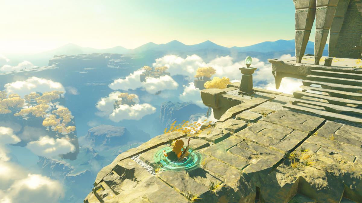 Сиквел The Legend of Zelda: Breath of the Wild / фото nintendo