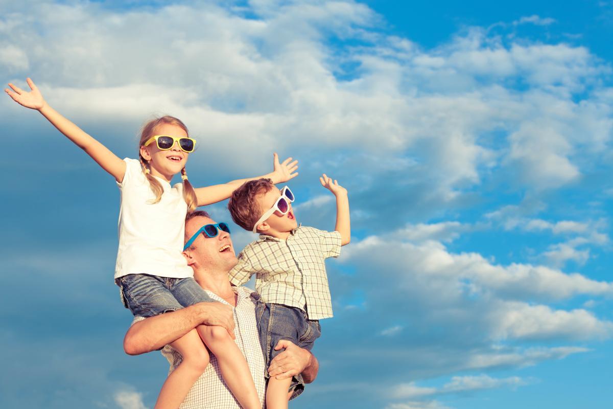 Як подорожувати з дитиною / фото ua.depositphotos.com