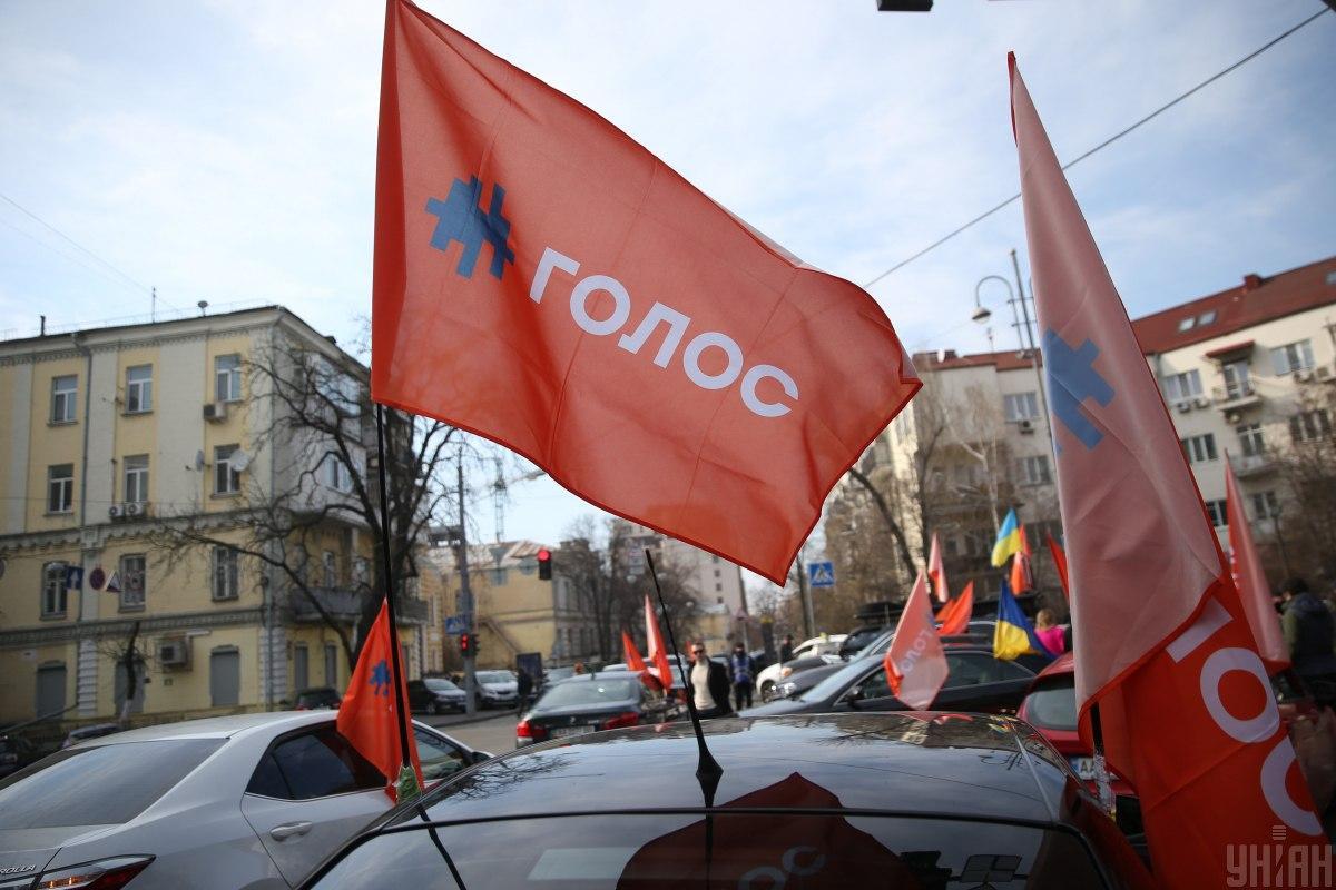 Железняк призвал не верить заявлениям о его увольнении с должности руководителя фракции / фото УНИАН