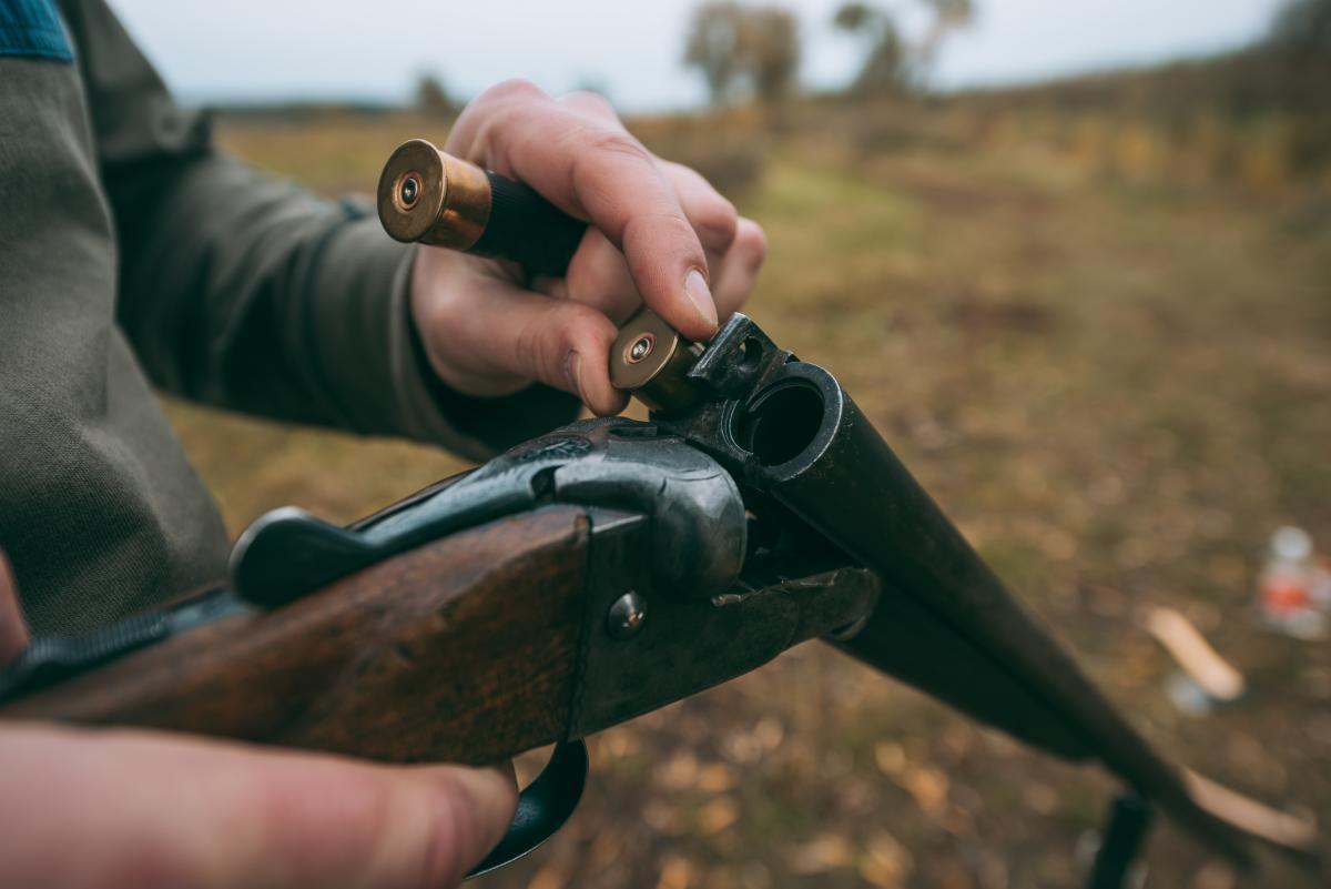 В Алешках неизвестный устроил стрельбу на улице / фото ua.depositphotos.com