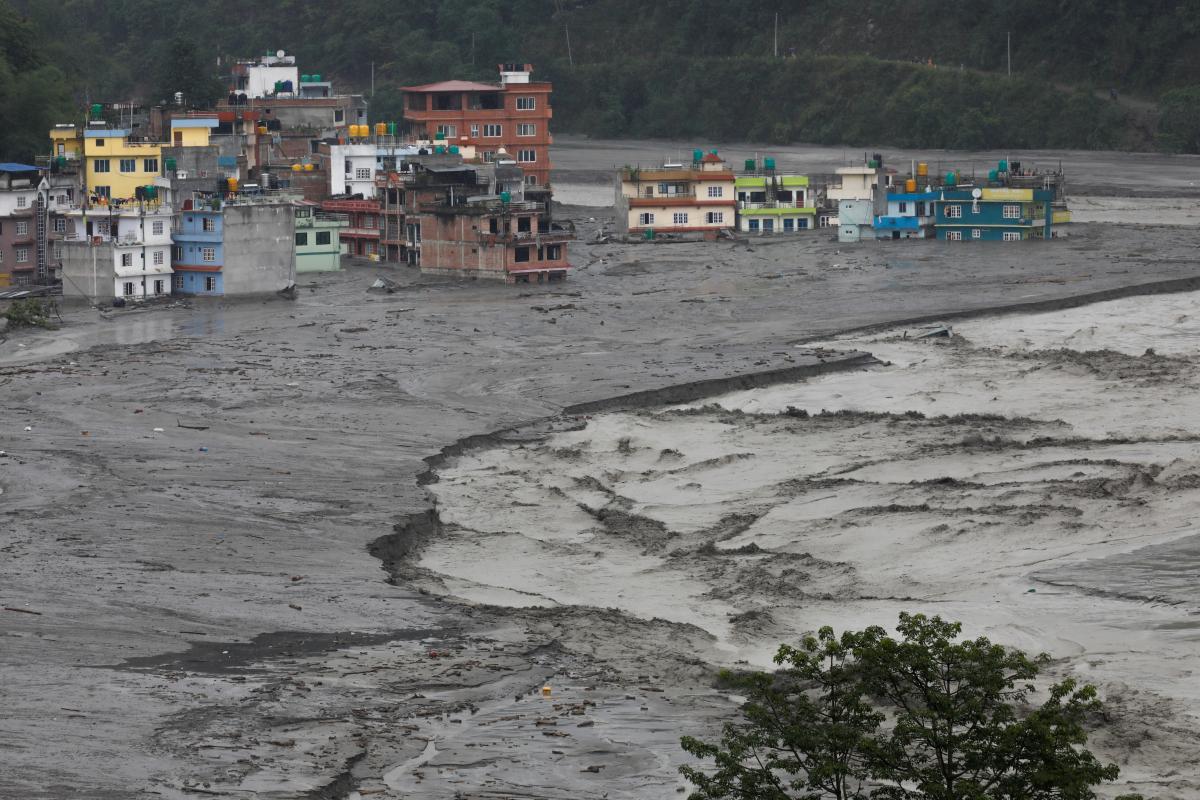 У Бутані в результаті повені загинули 10 людей / фото REUTERS