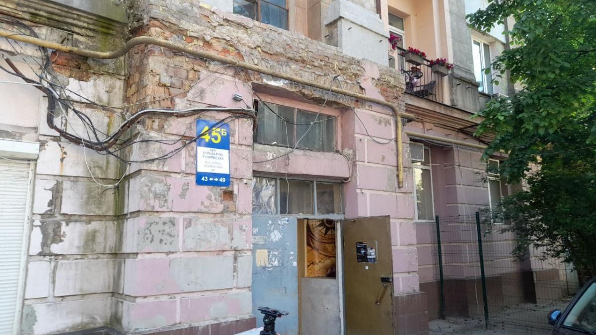 В Киеве обрушилась конструкция жилого дома/ УНИАН, Дмитрий Хилюк