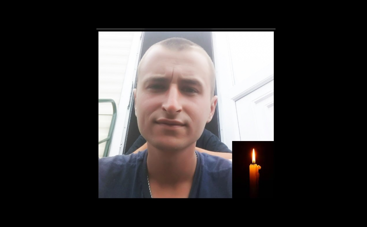 Роман Галуха погиб в зоне ООС / Facebook