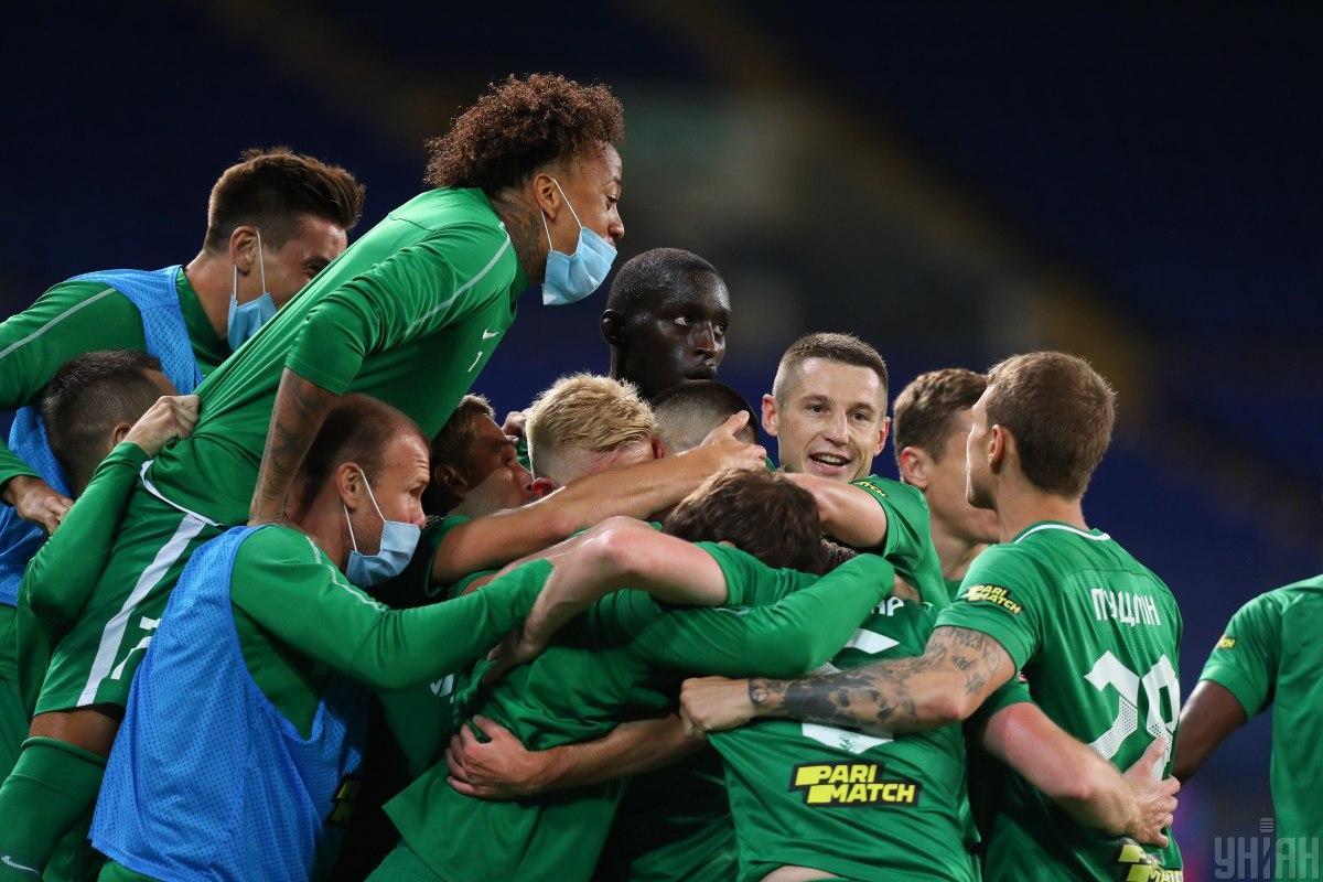 Ворскла первой от Украины начнет сезон еврокубков 2021/2022 / фото УНИАН