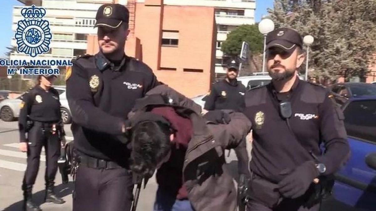 Подсудимый неоднократно совершал насилие в отношении своей матери / SPANISH POLICE