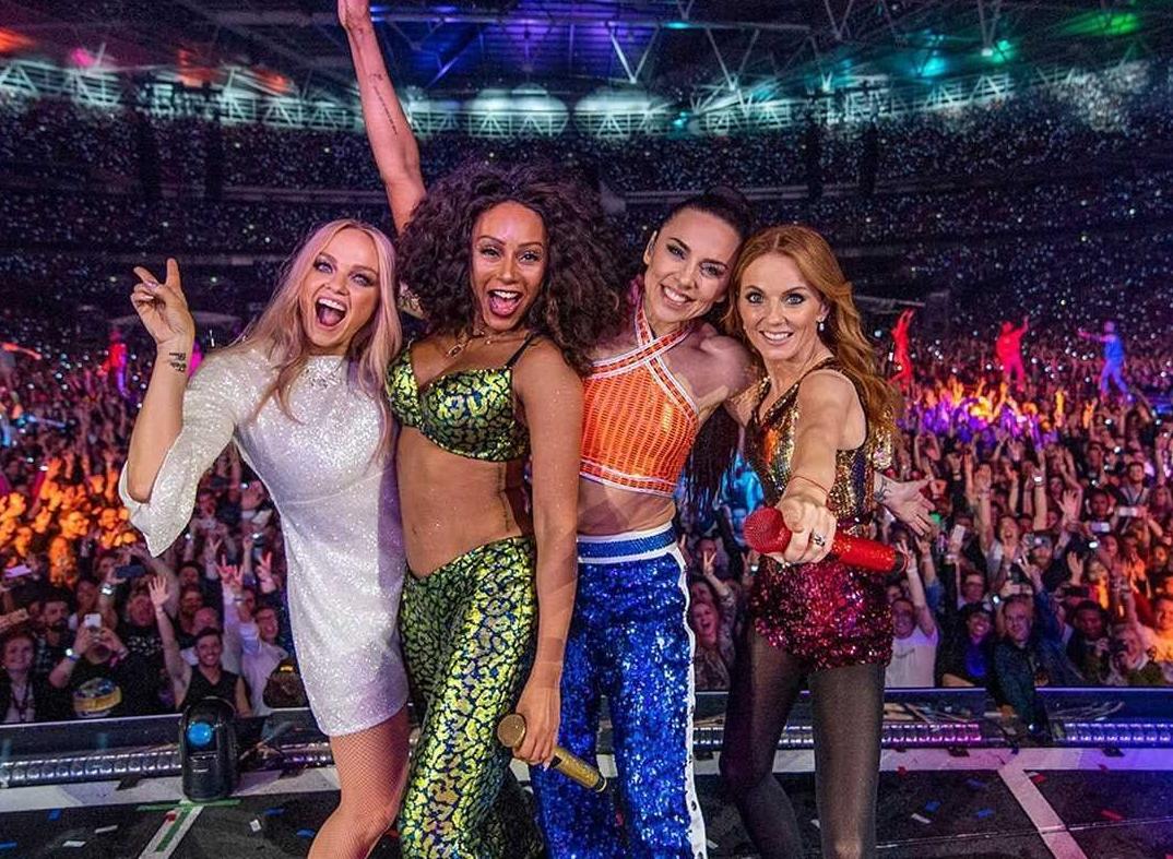 Група вирішила возз'єднатися / instagram.com/spicegirls