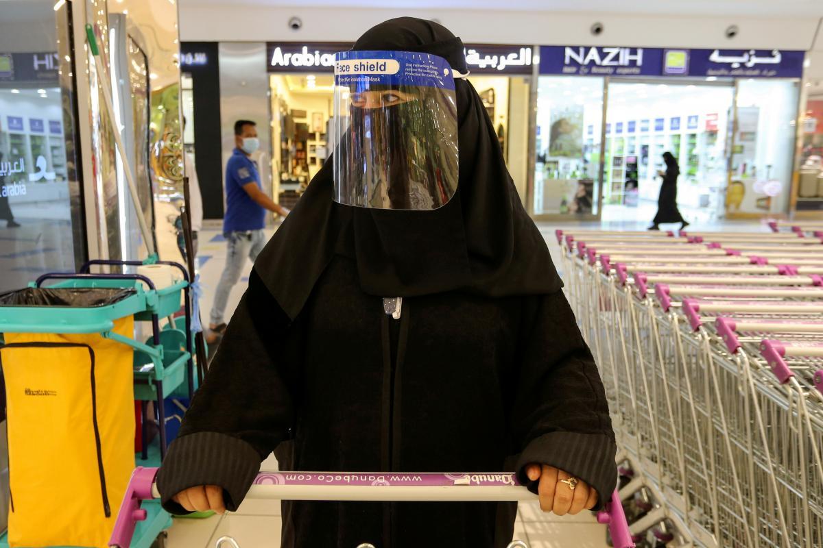 Доросла жінка має право вибирати, де їй жити / фото REUTERS