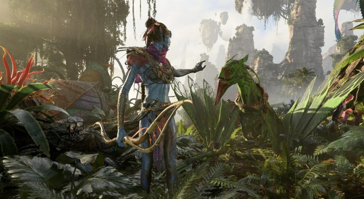 Игра Avatar: Frontiers of Pandora выйдет в 2022 году /фото Ubisoft