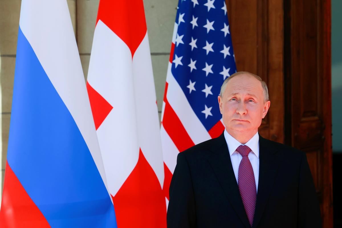 У Зеленского отреагировали на столва Путина об Украине и НАТО \ фото REUTERS