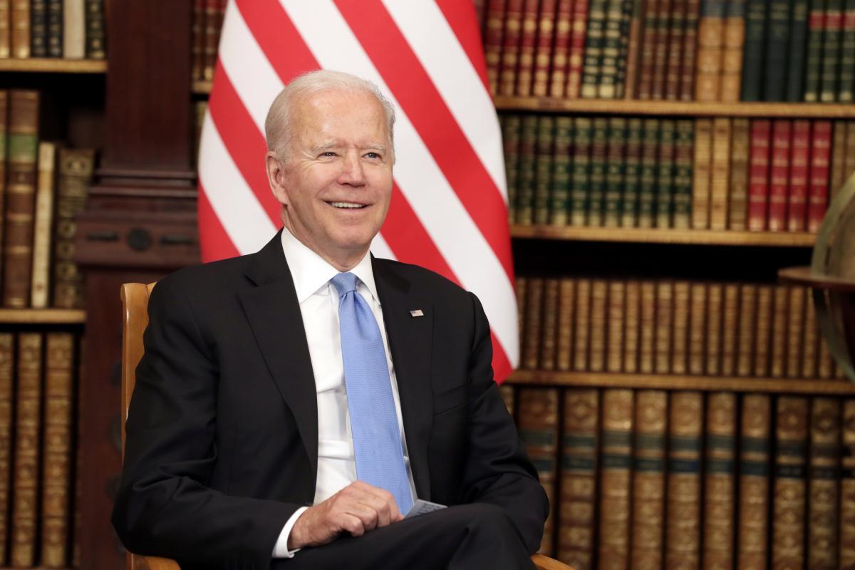 Joe Biden / photo REUTERS