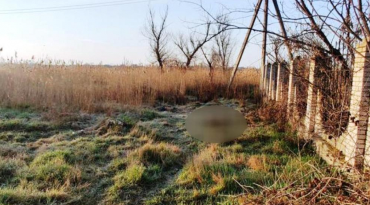 В Одесской области двое подростков убили бездомного / фото od.npu.gov.ua