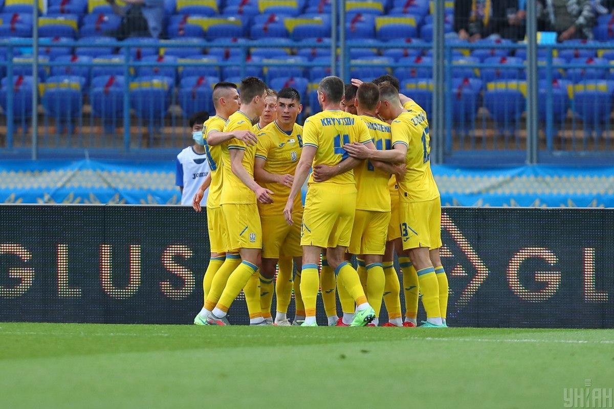 Украина может набрать первые очки в турнирную таблицу / фото УНИАН