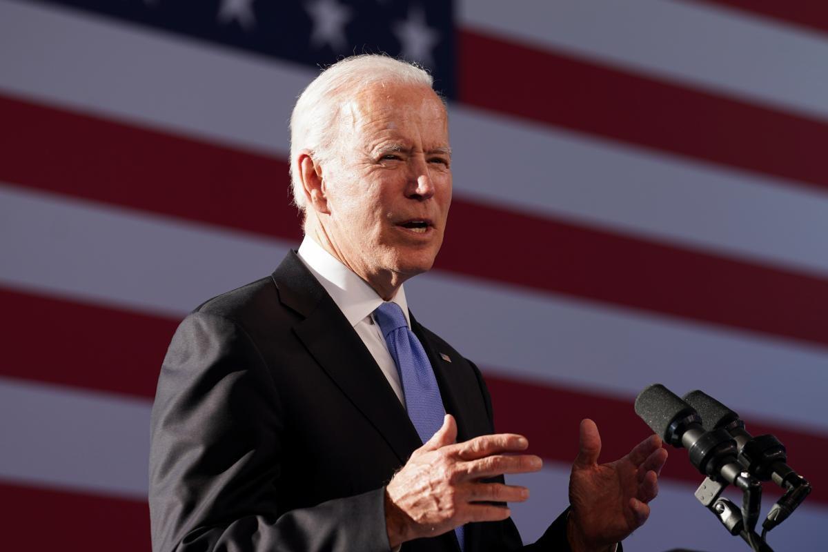 Байден заявил, что сотрудничество США с Ираком в борьбе с терроризмом продолжится / фото REUTERS