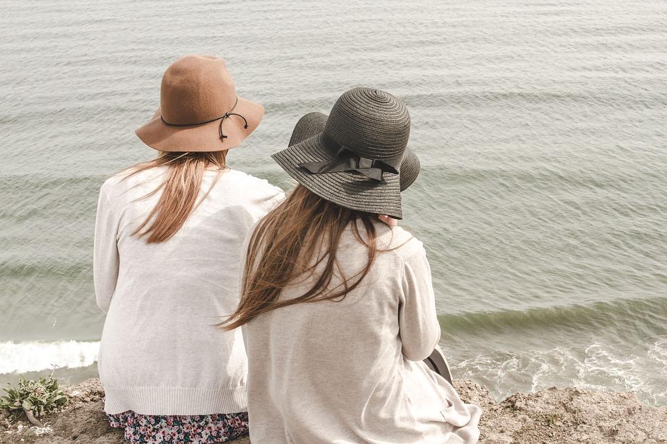 Девушки подружились, хоть и познакомились при весьма странных обстоятельствах / фото pixabay.com