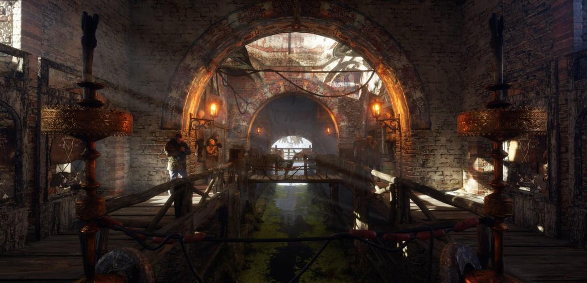 Кадр из улучшенной версии Metro Exodus / фото 4A Games