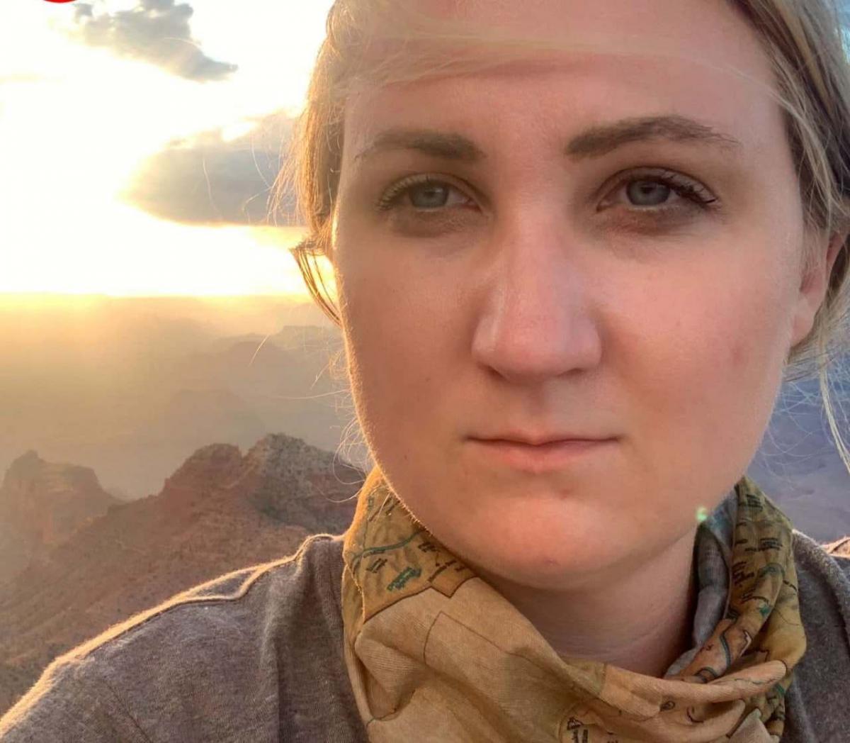У Росії зникла американка Кетрін Сіроу / фото t.me/Lshot