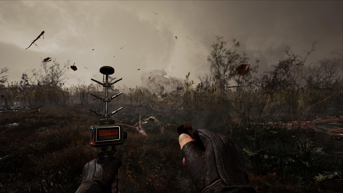 """Детектор """"Гілка"""" / фото GSC Game World"""