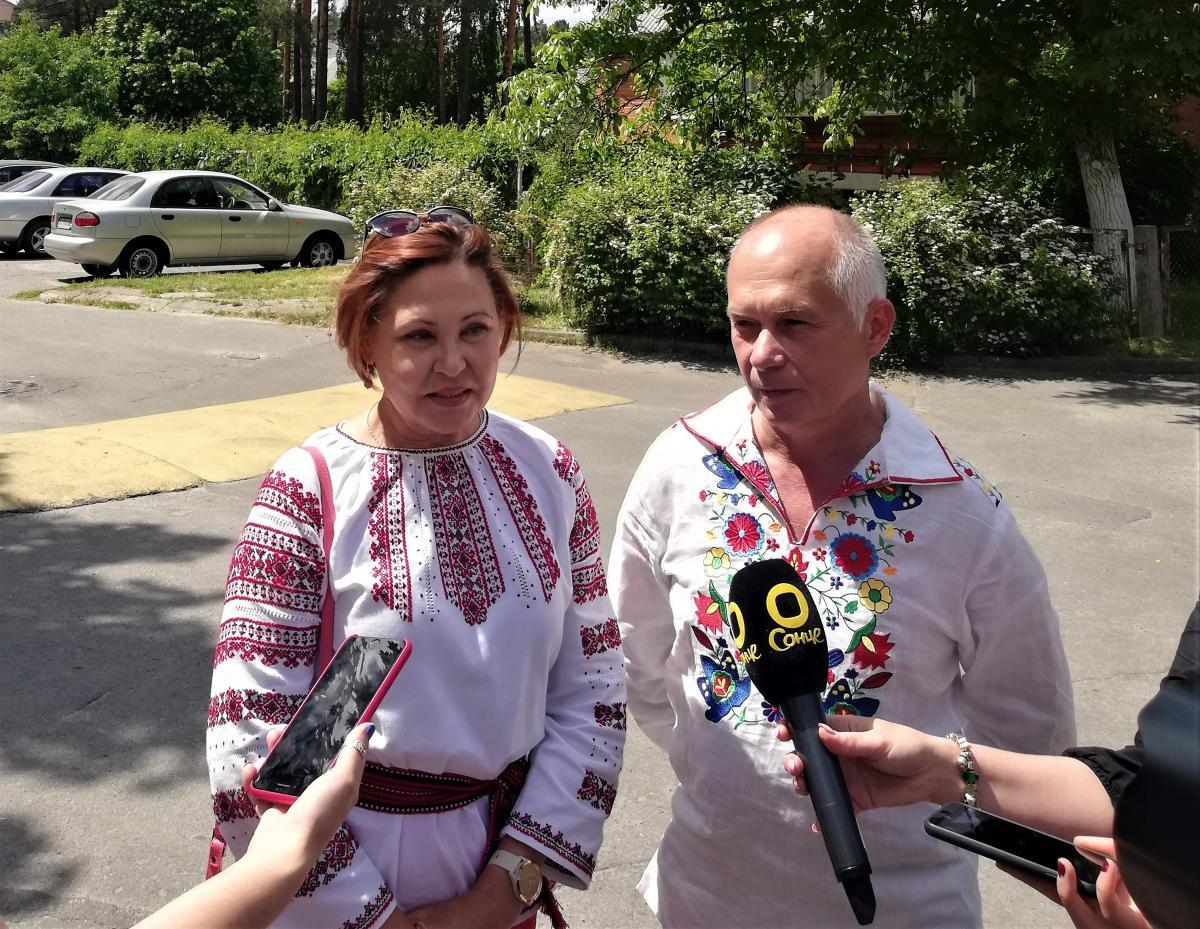 Галина і Валерій Сулимови / фото Марина Григоренко