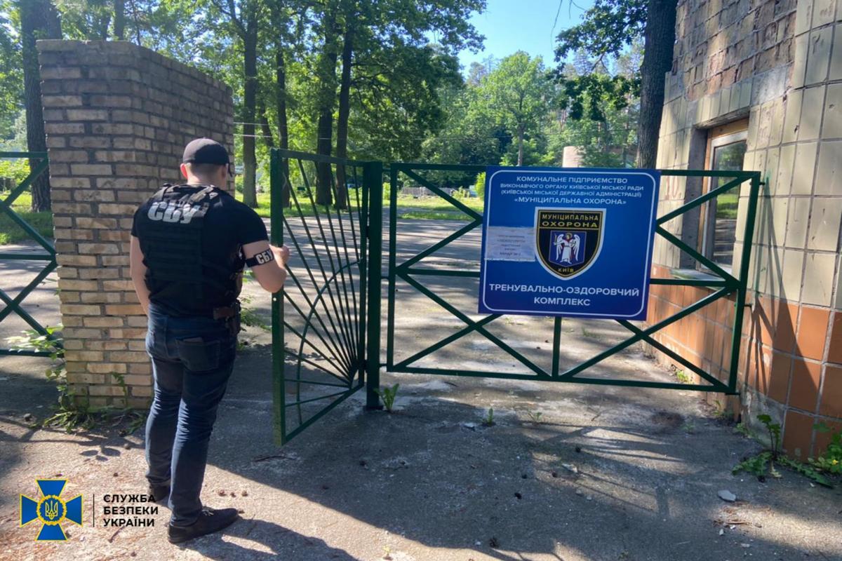 Тренування зі стрільби проводились з використанням незареєстрованої вогнепальної зброї / ssu.gov.ua
