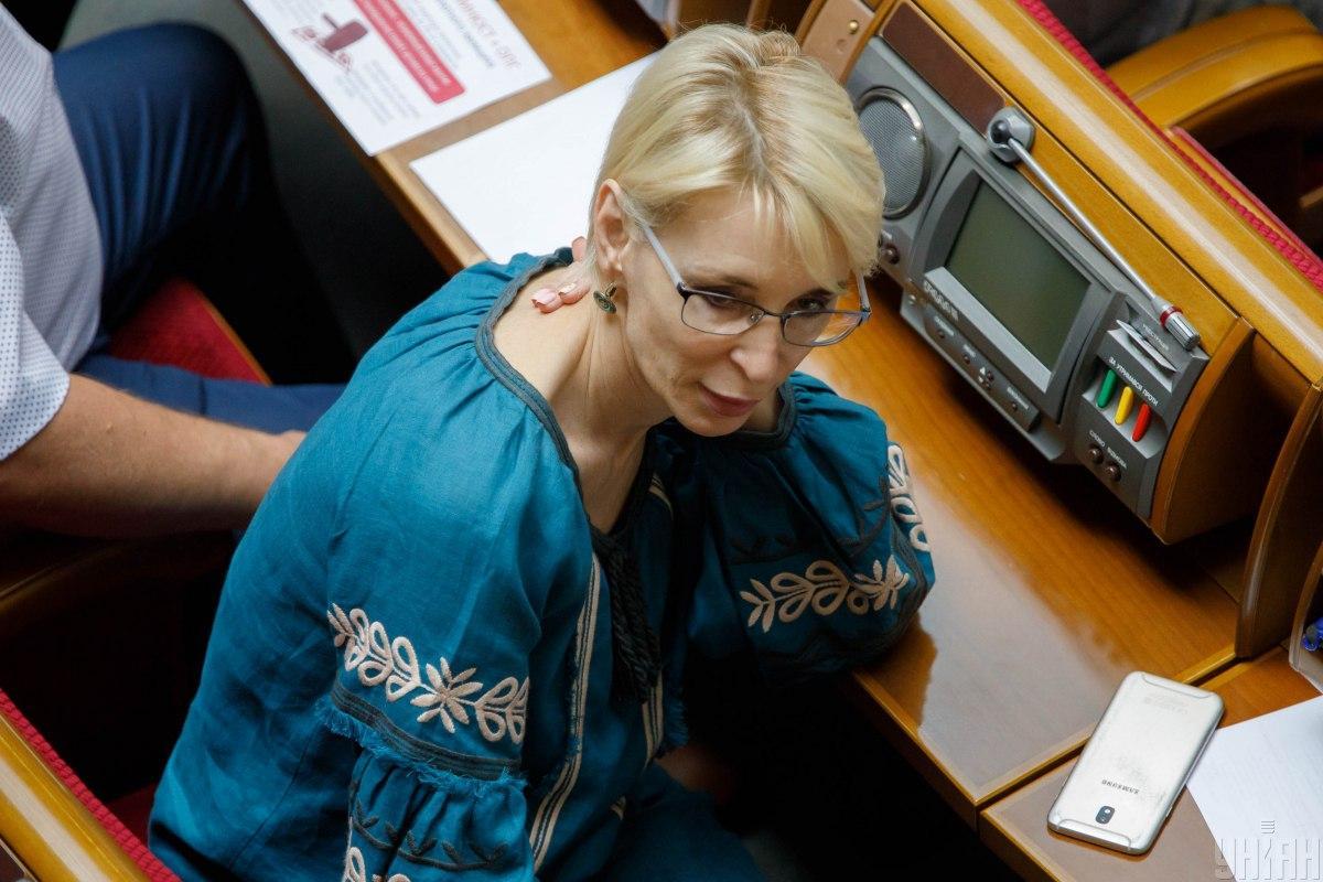 Законопроект Богуцкой направили на рассмотрение профильного комитета / Фото УНИАН, Александр Кузьмин