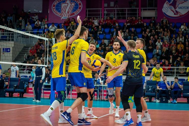 Україна готується до фінального матчу з Туреччиною / фото volleyball.ua