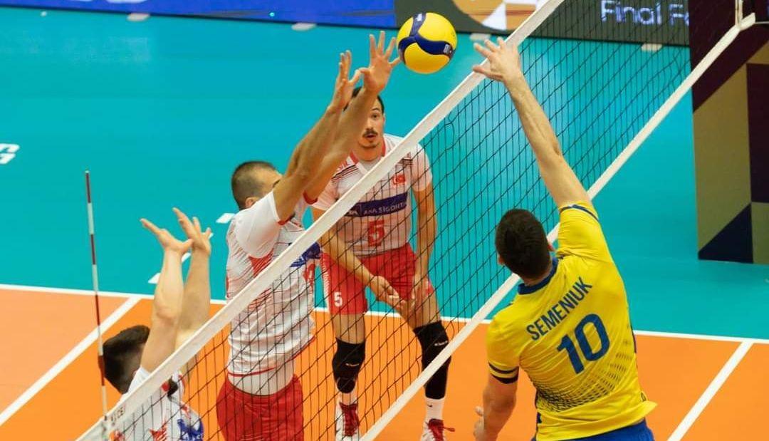 Украина проиграла Турции / фото facebook.com/fvu.in.ua