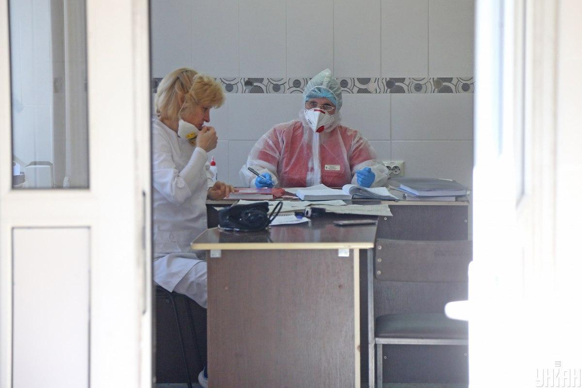 Волоха прогнозує нове навантаження на українські лікарні через «дійсно небезпечний» штам коронавірусу / фото УНІАН