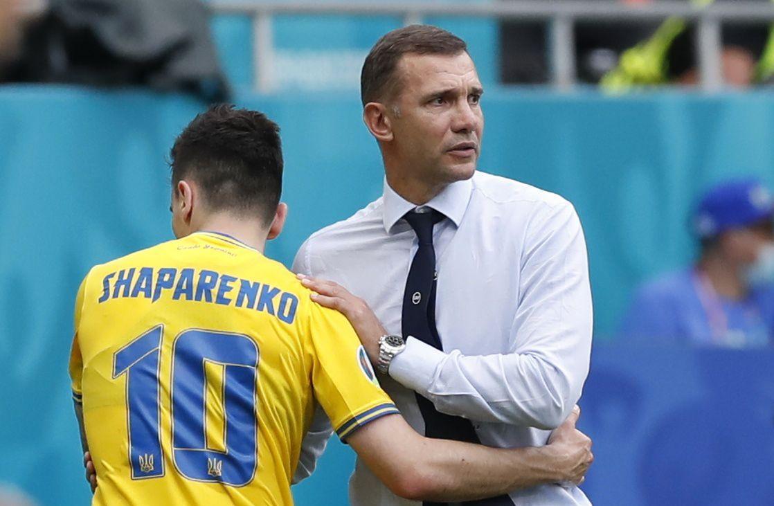 Николай Шапаренко начнет матч с первых минут / фото REUTERS