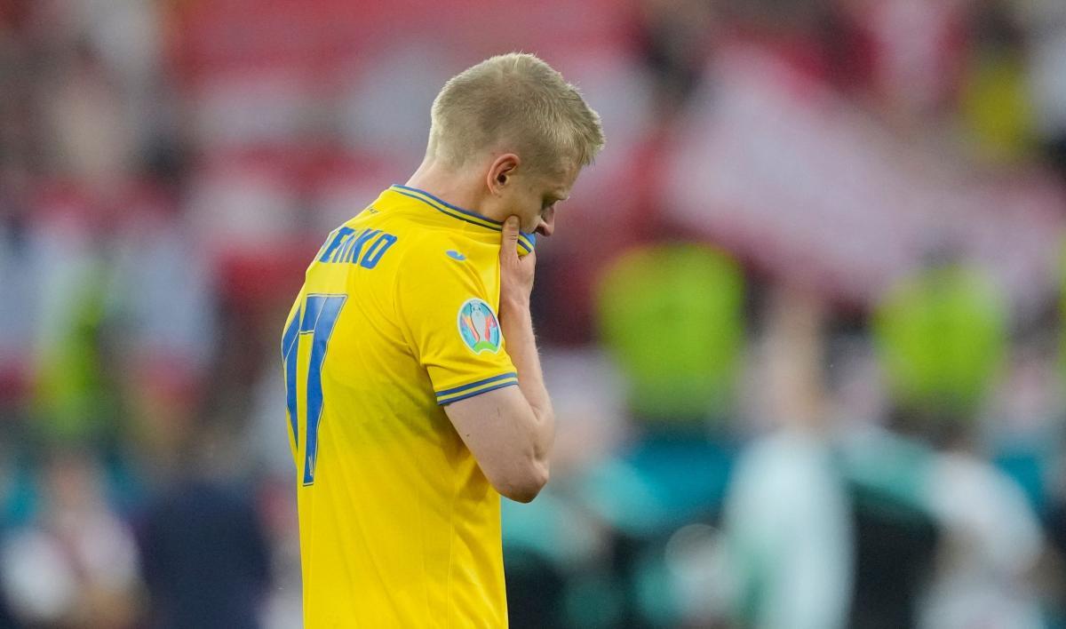 Олександр Зінченко / фото REUTERS