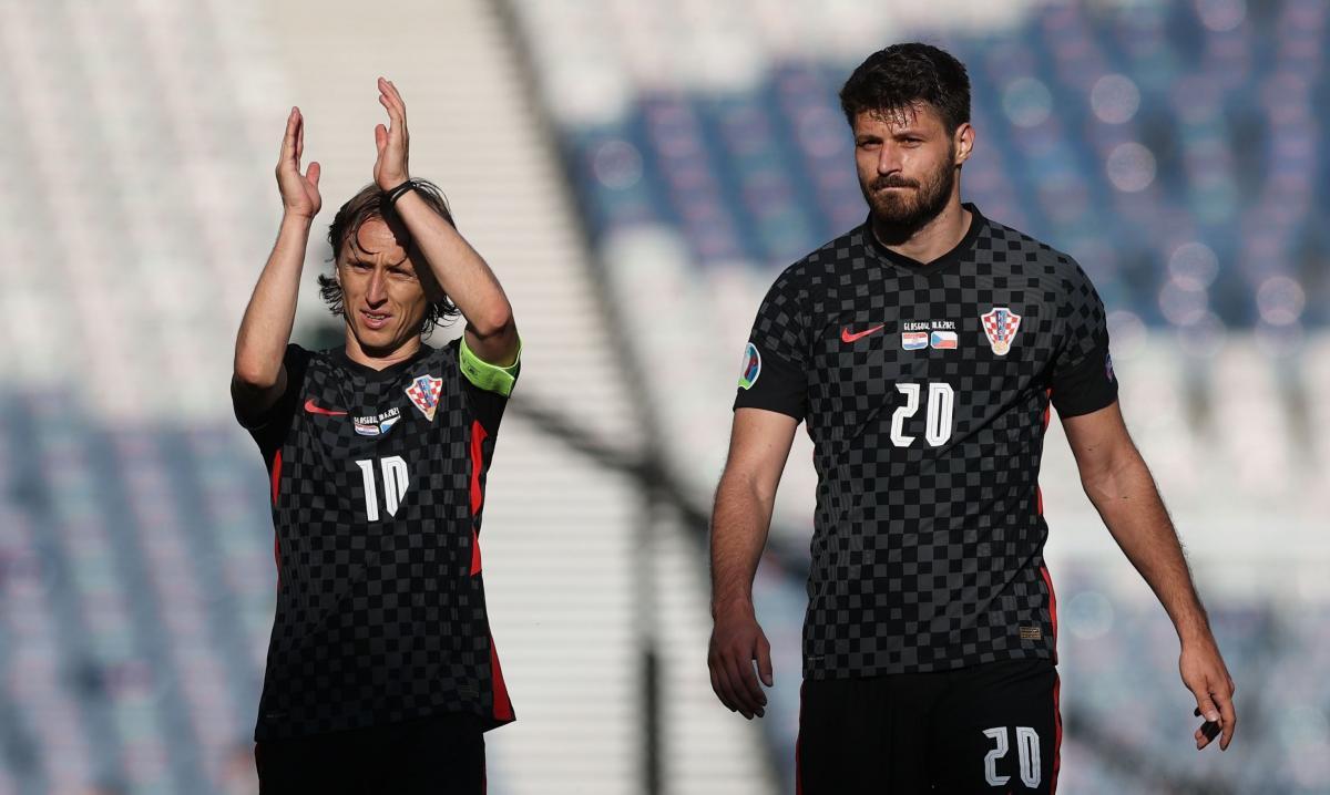 У матчі Хорватії та Шотландії вболіваємо за нічию / фото REUTERS