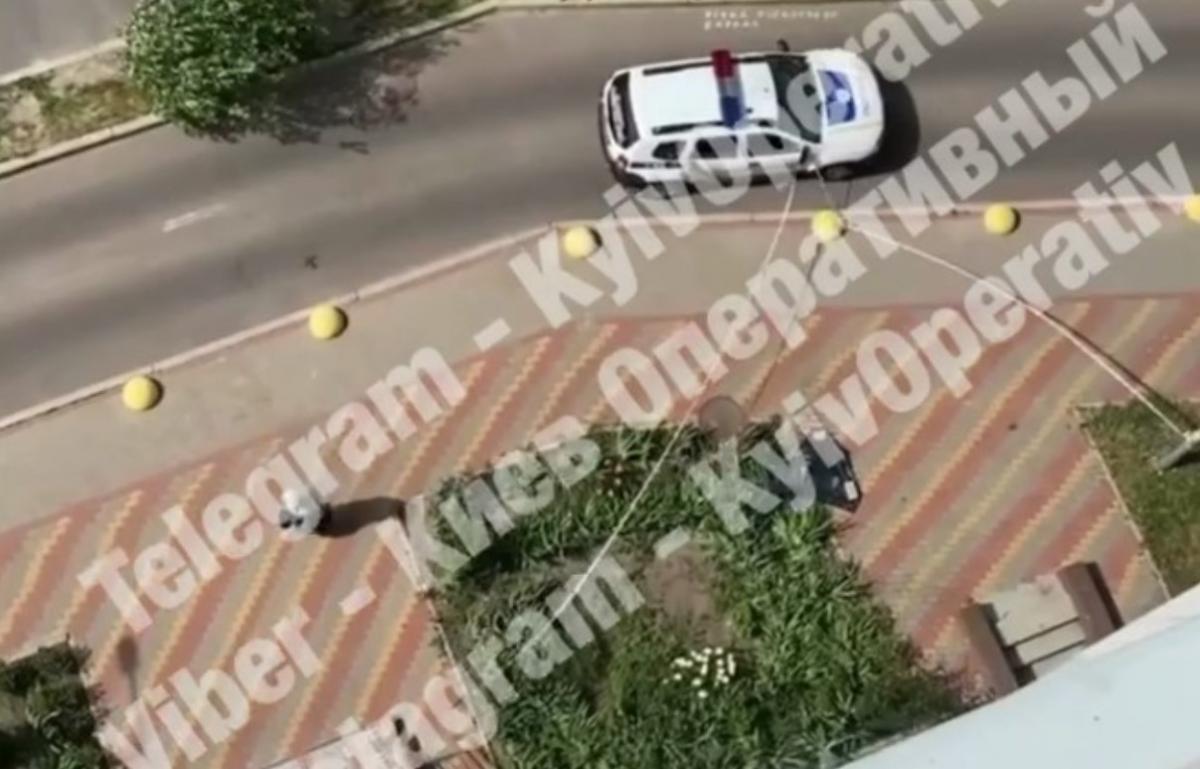 Девушка погибла на месте / скриншот из видео
