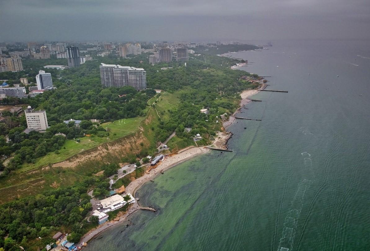 """Морская вода соответствует санитарно-микробиологическим показателям во всех точках исследования / фото """"Одесский курьер"""""""