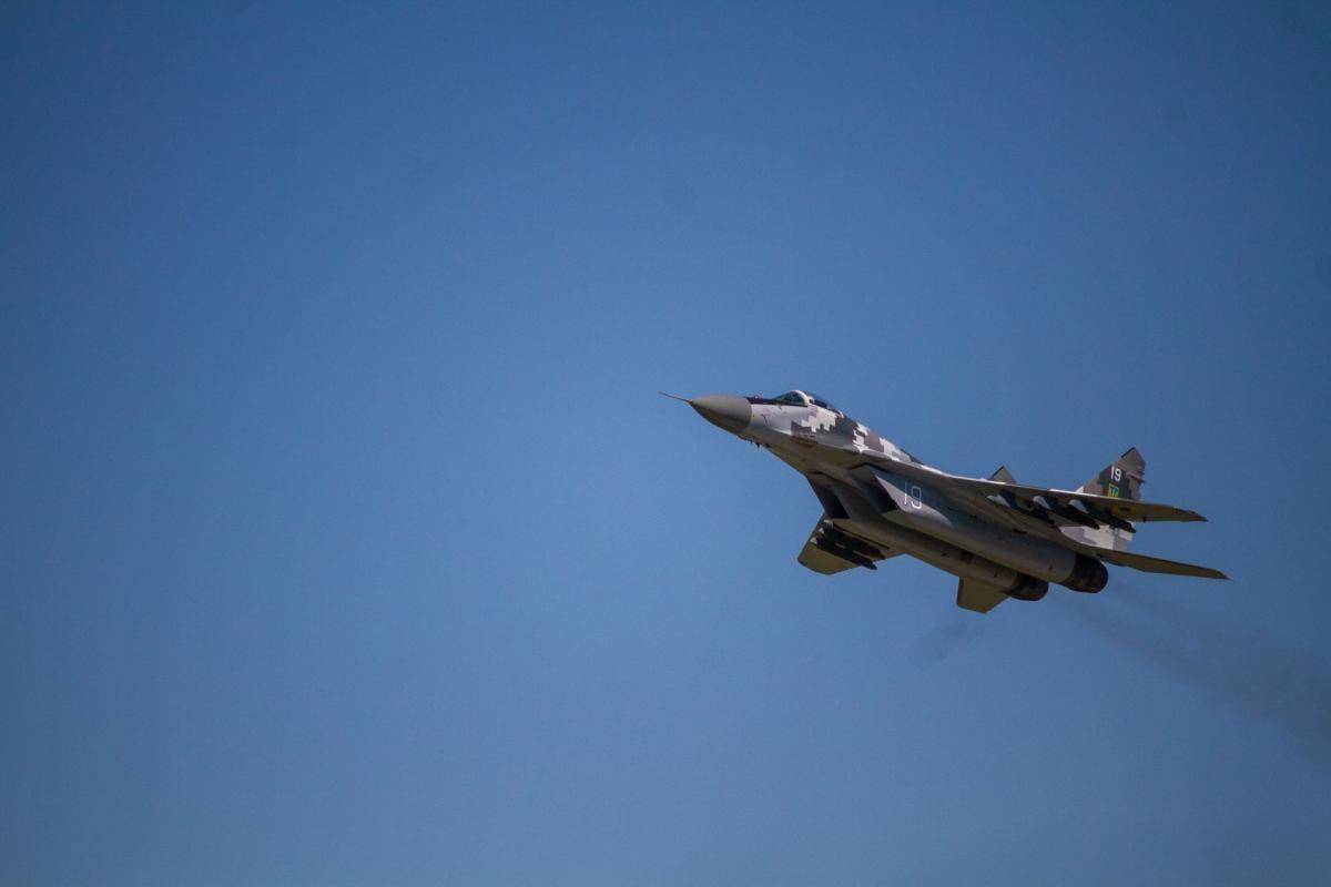 На львівському заводі провели модернізацію МіГ-29 / Укроборонпром