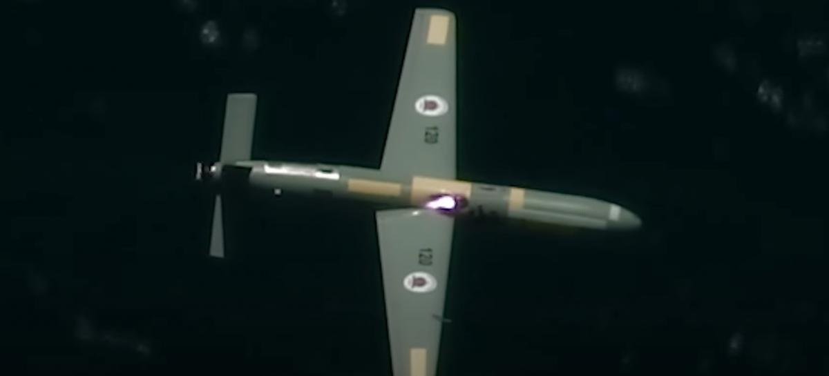 В Израиле создали лазер для борьбы с дронами / Скриншот с видео