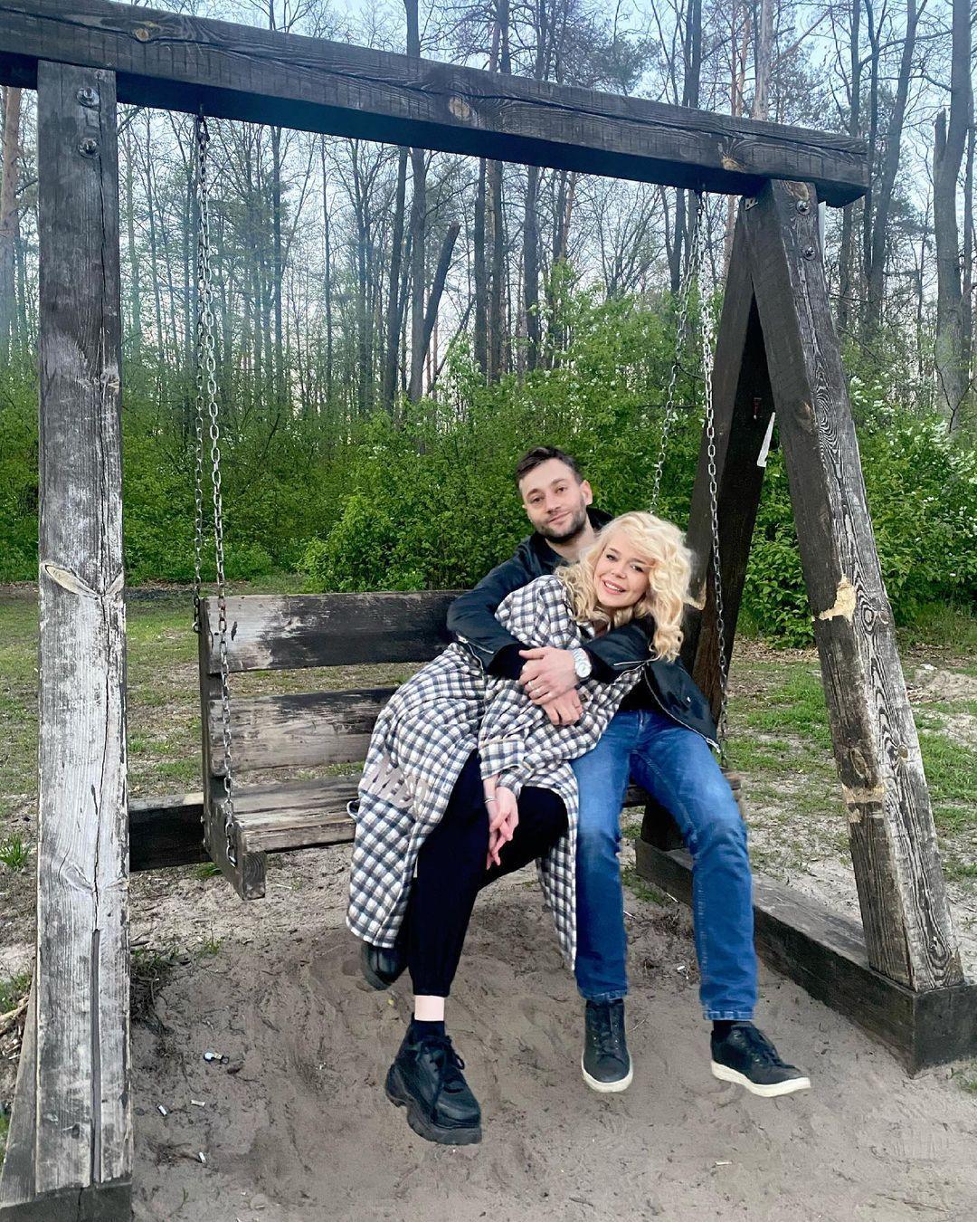 Алина Гросу и Роман Полянский / instagram.com/alina_grosu